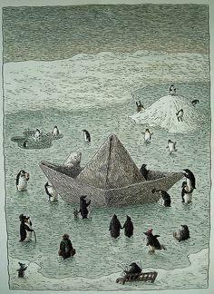 Franco Matticchio - Paper Boat