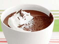 Chocolate Pots de Creme Recipe