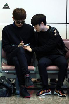 Chanyeol and D.O.