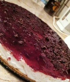 Εύκολο cheesecake Cheesecake, Desserts, Food, Tailgate Desserts, Deserts, Cheesecakes, Essen, Postres, Meals