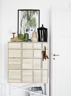ikea cabinet PS Sinka (by the style files, via Flickr)