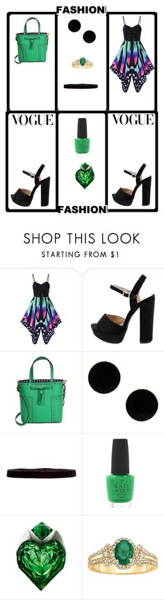 """Out to eat!!!"" by theresagray31 on Polyvore featuring Tory Burch, MM6 Maison Margiela, Steve Madden, OPI, Thierry Mugler and fashionable"