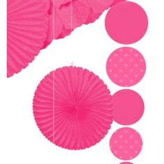 Polka Dot Party Decorating Kit (2 Colors Available) [267-2492 Polka Dot Decorations] : Wholesale Wedding Supplies, Discount Wedding Favors, Party Favors, and Bulk Event Supplies