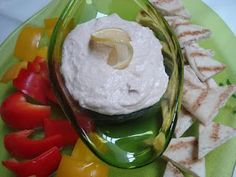 Taramasalata...Lenten Greek 'Caviar' spread...it's delicious!