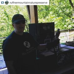 #Repost @ruffnermountainnaturepreserve with @repostapp.  Thank you @alabamawildlifecenter for coming to Flutter and Flight Fest!