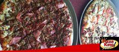 Yummy Pizza King, Beef, Food, Meat, Essen, Meals, Yemek, Eten, Steak