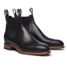 Browse our range of stylish handcrafted leather boots. Our hard-wearing footwear is made for both work & play. Leather Boot Care, Leather Men, Suede Boots, Leather Boots, Rm Williams, Shoe Show, Buckle Boots, Riding Boots, Chelsea Boots