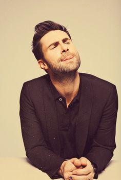 Yum!! =) #AdamLevine #Sexy #Maroon5