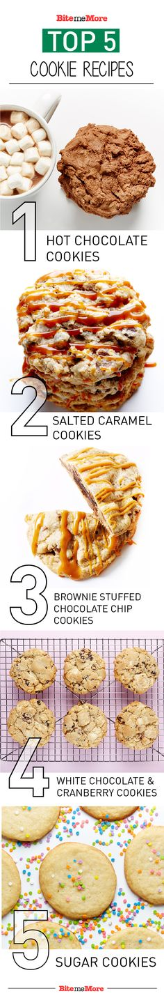 These Top 5 Cookie r