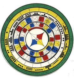 Brújula para saber tu kin maya, firma galáctica en el Calendario Maya, Tzolkin, Cuenta Sagrada  Kin Maya