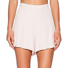 Oure Women Simple Casual Pleated High Waist Shorts XXs Oure http://www.amazon.com/dp/B0132REVZM/ref=cm_sw_r_pi_dp_pC74vb13YDGFE