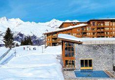 Résidence Edenarc Arc 1800 - Appartement 4 personnes prix promo Location Les Arcs Locasun à partir 1 227.00 € TTC au lieu de 1 360 €