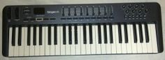 M-Audio Oxygen 49 (3rd Generation) - 49 Tasten, USB/Midi Keyboard, schwarz