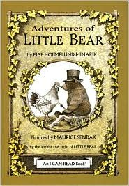 A Kiss for Little Bear Childhood memories. (An I Can Read Book) by Else Holmelund Minarik. Pictures by Maurice Sendak: The classic Little Bear Series only grows more sweet and dear when read to succeeding generations! I Can Read Books, Great Books, My Books, Maurice Sendak, And So It Begins, Thing 1, Vintage Children's Books, Vintage Kids, Vintage Stuff