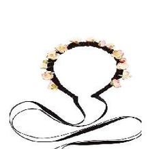Teen Vogue Lovley Headband #howto #tutorial