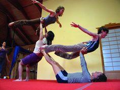 acro #dance #partnering
