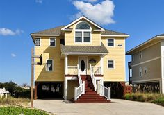 Twiddy Outer Banks Vacation Home - Ocean Sunrise - Corolla - Oceanfront - 5 Bedrooms