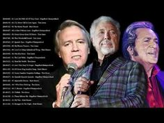 Engelbert Humperdinck, Tom Jones, Matt Monro Greatest Hits - Best Old Songs Ever - YouTube
