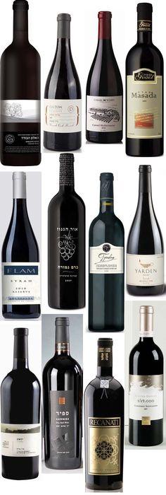 יינות לראש השנה מיקבי ישראל