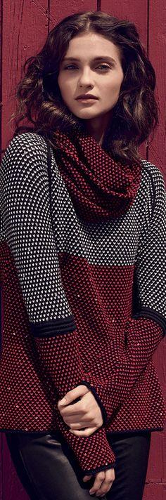 Lisa Todd Birdsey Sweater       CF