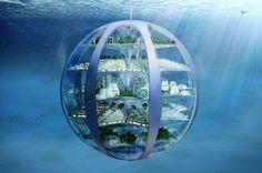 Les villes-bulles pourraient devenir réalité. (Photo: SmartThings Future Living)
