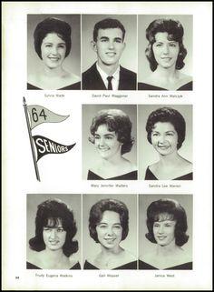 high school classmates yearbooks