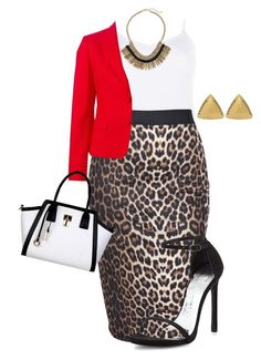 Untitled #1965 by kristie-payne on Polyvore featuring Dolce&Gabbana, Boohoo, Stuart Weitzman, Black Rivet and House of Harlow 1960