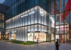 Michael Kors Jing An store Shanghai