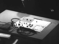 """Lie Detector: """"Use of the Polygraph in Investigations"""" 1966 US Army: http://youtu.be/hXaIgHKPenY #polygraph #liedetector #Army"""
