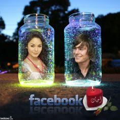 FACEBOOK Facebook Profile, Picture Frames, Mason Jars, Mugs, Om, Pictures, Lovers, Portrait Frames, Photos