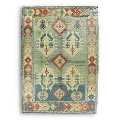 Authentic Turkish Malatya Rug - 7.8 x 10.9 ft.  PRICE  $1,650.00; 47% OFF 3,090.00