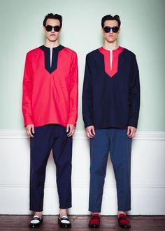 Mr. Hare SS16 Menswear Fashion. TENMAG Web April 2016
