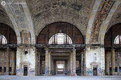 Michigan Central Station in Detroit, MI detroit photographer michigan central station mcs 5