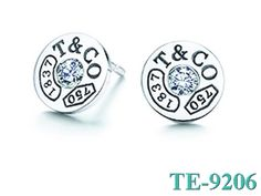 cba6f9f33 Tiffany and co Earrings T CO Inlay Solid Circles jewelry This Tiffany  Jewelry Product Features: