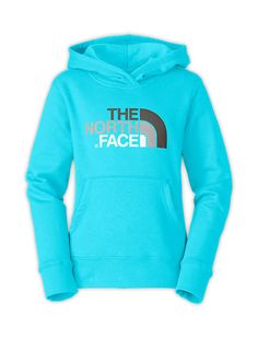 The North Face Girls' Shirts GIRLS' MULTI HALF DOME PULLOVER HOODIE!!! MY FAVOURITE!!! (Hint hint mom!!!) ;)