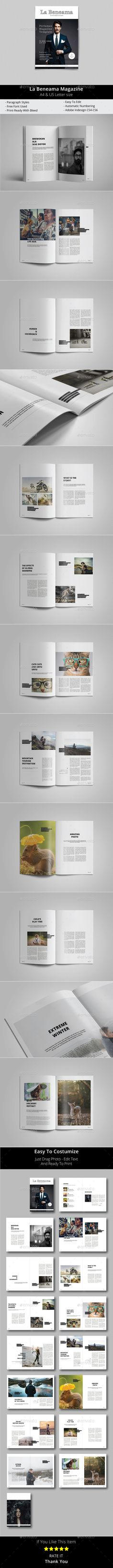 Magazine Cover page | Magazine covers, Magazines and Print templates