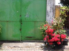 Javanese door