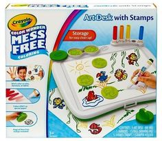 Crayola®️️ Color Wonder Mess-Free Stamping Desk [affiliate]