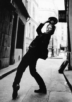 """lenoirmevasibien: """" Will I see you tonightOn a downtown trainEvery night its just the sameYou leave me lonely, now """"… Tom Waits"""