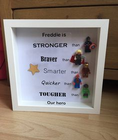 avengers superhero figures frame gift ideal for dad brother friend son nephew husband. Black Bedroom Furniture Sets. Home Design Ideas