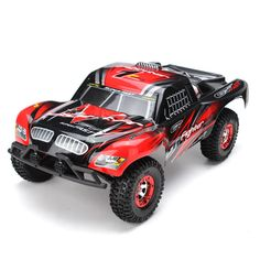 US Warehouse | Feiyue FY01 Fighter-1 1/12 2.4G 4WD Short Course Truck  RC Car