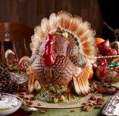 turkey soup tureen - Google Search