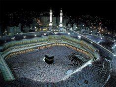 Makkah at Night