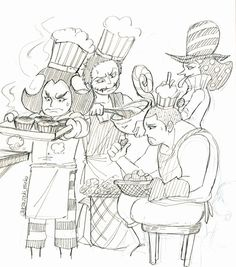 One Piece Big Mom, One Piece Theme, Manga Anime One Piece, One Piece Fanart, Cracker One Piece, Big Mom Pirates, 0ne Piece, One Piece Images, One Piece Luffy