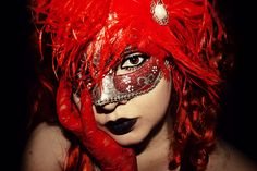 red passion by ~schneeweiss-blutrot on deviantART