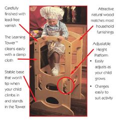 Jillian's Drawers - The Learning Tower