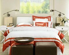 14 Ways To Spruce Up the Bedroom Before Buying Anything New.:: Easy enough! Sleep Inspiration, Bedroom Inspiration, Bedroom Ideas, Backboards For Beds, Room Of One's Own, Home Organization, Organizing, Headboards For Beds, Apartment Living