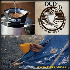 OCD..Obsessive coffee disorder.
