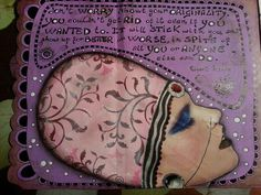 Timeless Rituals #art journal #mixed media #collage