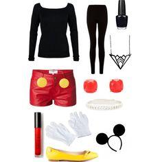 Halloween Series - Mickey Mouse